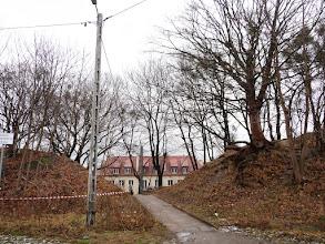 Photo: przejście dla pieszych, po lewej VII Dwór a po prawej Strzyża
