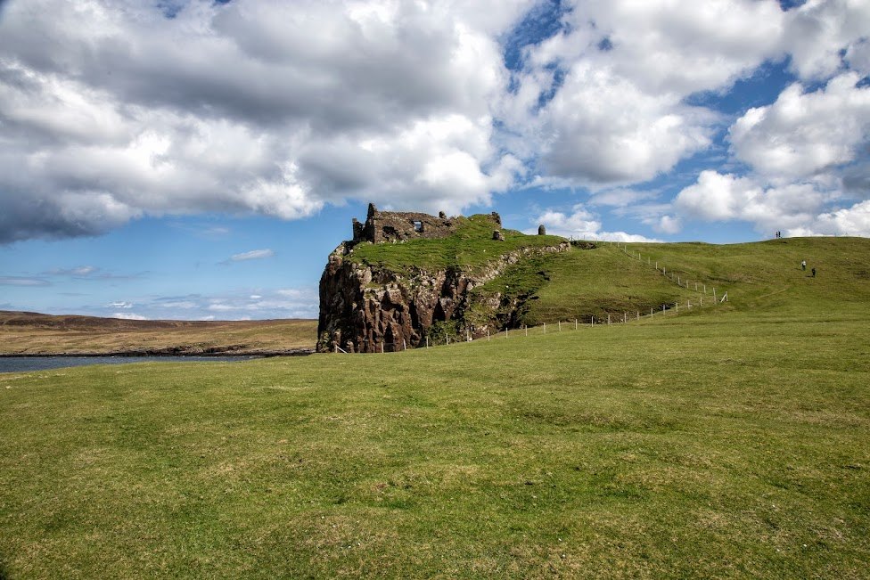 Szkocja, Zamek Duntulm