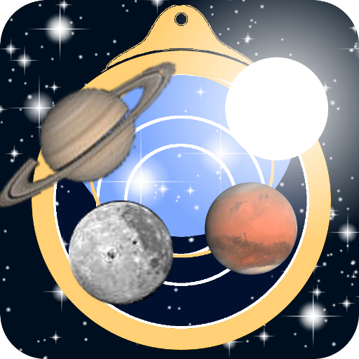 Astrolapp Planets and Sky Map app for Android