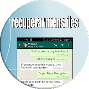 recuperar mensajes borradas : conversacione sms