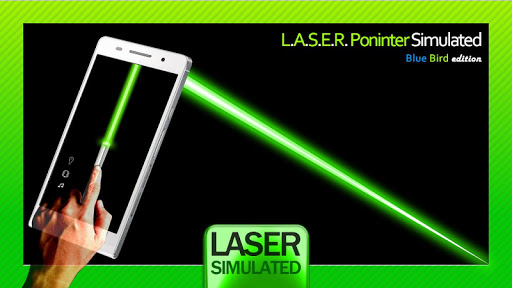 Laser Pointer Simulated - BBE