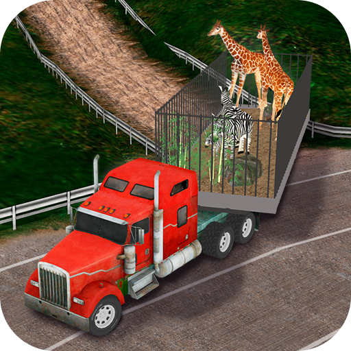 Zoo Animals Transport Truck Simulator