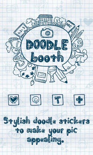 Doodle Booth - Photo Stickers