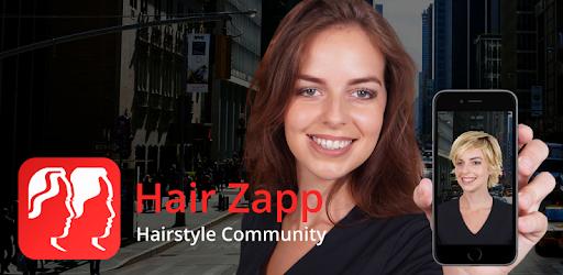 Hair Zapp Apps On Google Play