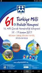 Milli Pediatri Kongresi 2017 - náhled