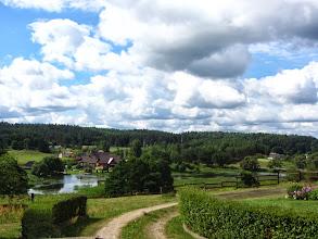 Photo: Rojus Aukštadvary. Tokį vaizdą nuo savo namo mato Audrius :)
