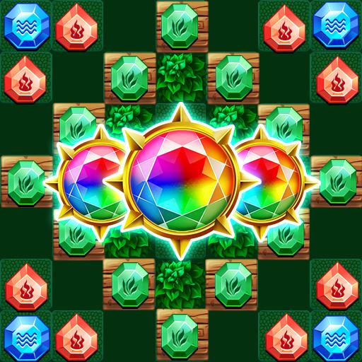 Diamond Merge Puzzle Robin Story