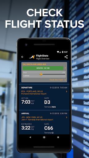 FlightStats  screenshots 1