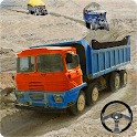 Truck Simulator Cargo Transport Offroad Drive 3D icon