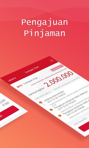 Dompet Kilat - Pinjaman Uang Online Tanpa Jaminan  screenshots 3