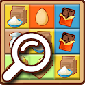 Find The Shape Puzzles - Match Shape (No ads) icon