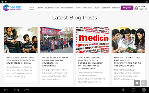 Study MBBS in China by China MBBS Educational Institution