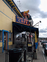 Photo: Golden Burro in Leadville. I first ate there in 1952, and many times since. Maybe this was the last? It is for sale....