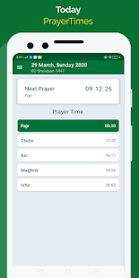 Download Muslim 786+ Islamic Prayer Times, Qibla Compass For PC Windows and Mac apk screenshot 3