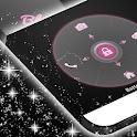 Black & Pink Locker Free icon
