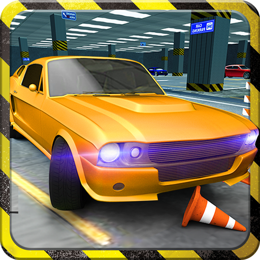 Sports Car City Parking Sim
