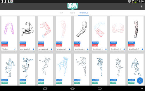 Learn How to Draw Screenshot