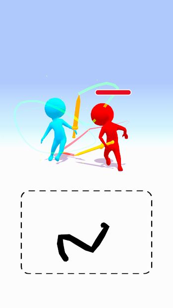 Draw Duel Android App Screenshot