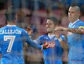 Naples fait le minimum contre la Fiorentina en Coupe d'Italie