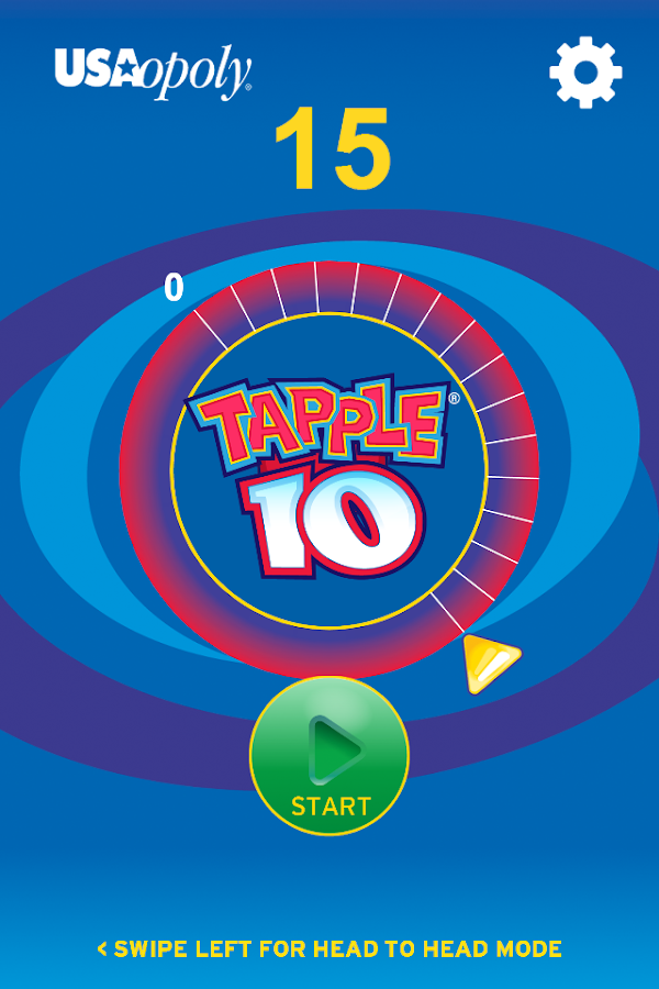 Tapple 10 Timer- screenshot