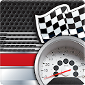 Racing Speedometer Dashboard icon