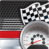 Racing Speedometer Dashboard