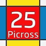 Picross 25X25 - Nonogram Icon