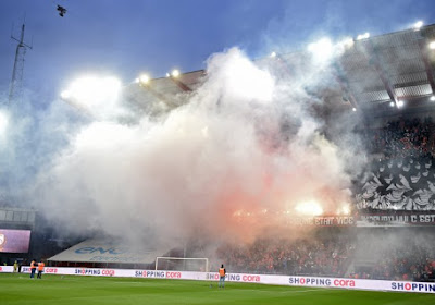 ONGEZIEN! Anderlecht-fans laten eigen ploeg met 5-0 verliezen