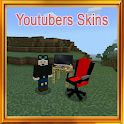 Youtubers Skins for Minecraft PE icon