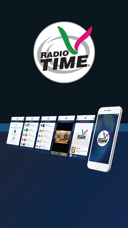 Radio Time- screenshot