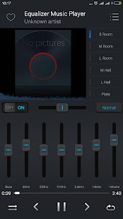 Equalizer Music Player Pro Screenshot