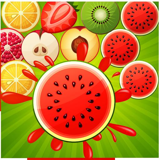 水果泡泡爆破游戏 解謎 App LOGO-APP開箱王