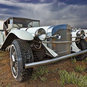 big boy toy by Kirk Kimble - Transportation Automobiles