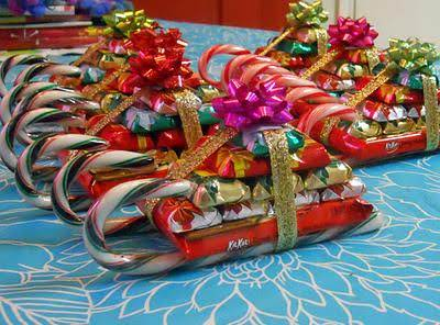 Candy Sleighs Recipe