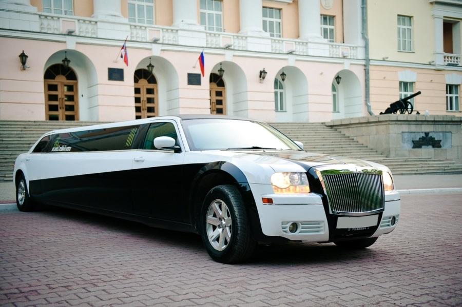 Chrysler 300C в Екатеринбурге