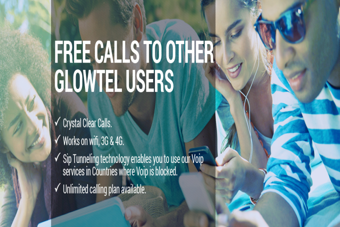 GlowTel–International Calling- screenshot