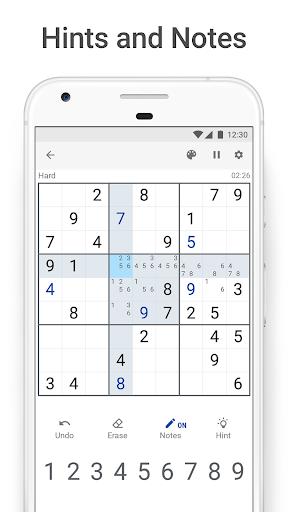 Sudoku.com - Free Sudoku Puzzles 2.4.0 screenshots 6