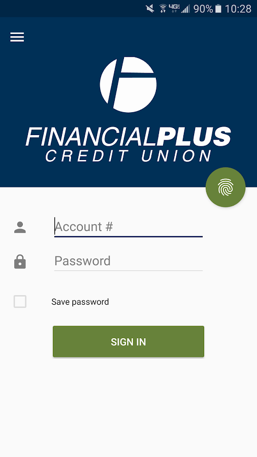 Financial Plus Credit Union- screenshot