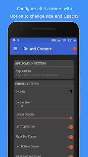 Round Corners Lite- screenshot thumbnail