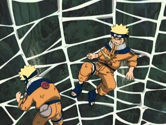 Naruto - Your Opponent is Me!