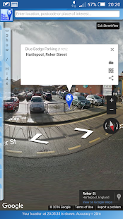 Blue Badge Parking- screenshot thumbnail