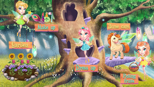 Fairy Sisters Forest Fantasy 1.3 screenshots 3