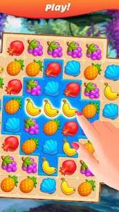 Tropical Forest Match 3 Apk Mod Vida Infinita 4