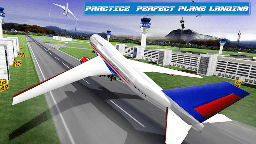 Real Plane Landing Simulator 1.5 screenshots 6
