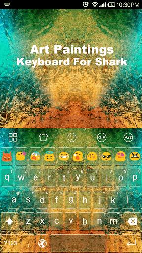 Emoji Keyboard-Art Paintings