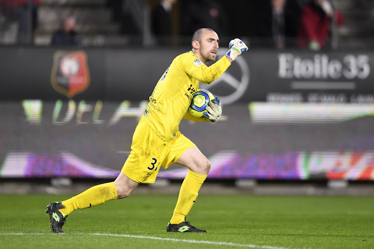 Officiel : Angers casse sa tirelire pour son nouveau portier, l'ex-Brugeois Ludovic Butelle plus que jamais sur le départ
