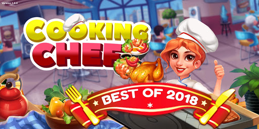 Cooking Chef Craze 1.0.4 app download 1