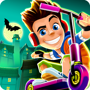 Skyline Skaters v2.5.0 APK+DATA (Mod)