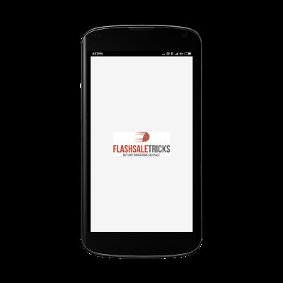FlashSaleTricks - screenshot