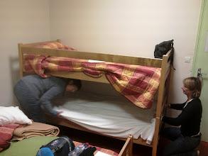 """Photo: """"merci petit Jésus de m'épargner les lits en portefeuille"""""""
